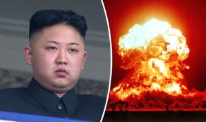 Kim Jongun and the bomb