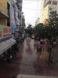 Downpour!
