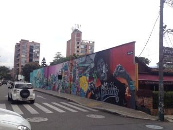 El Poblado Graffiti