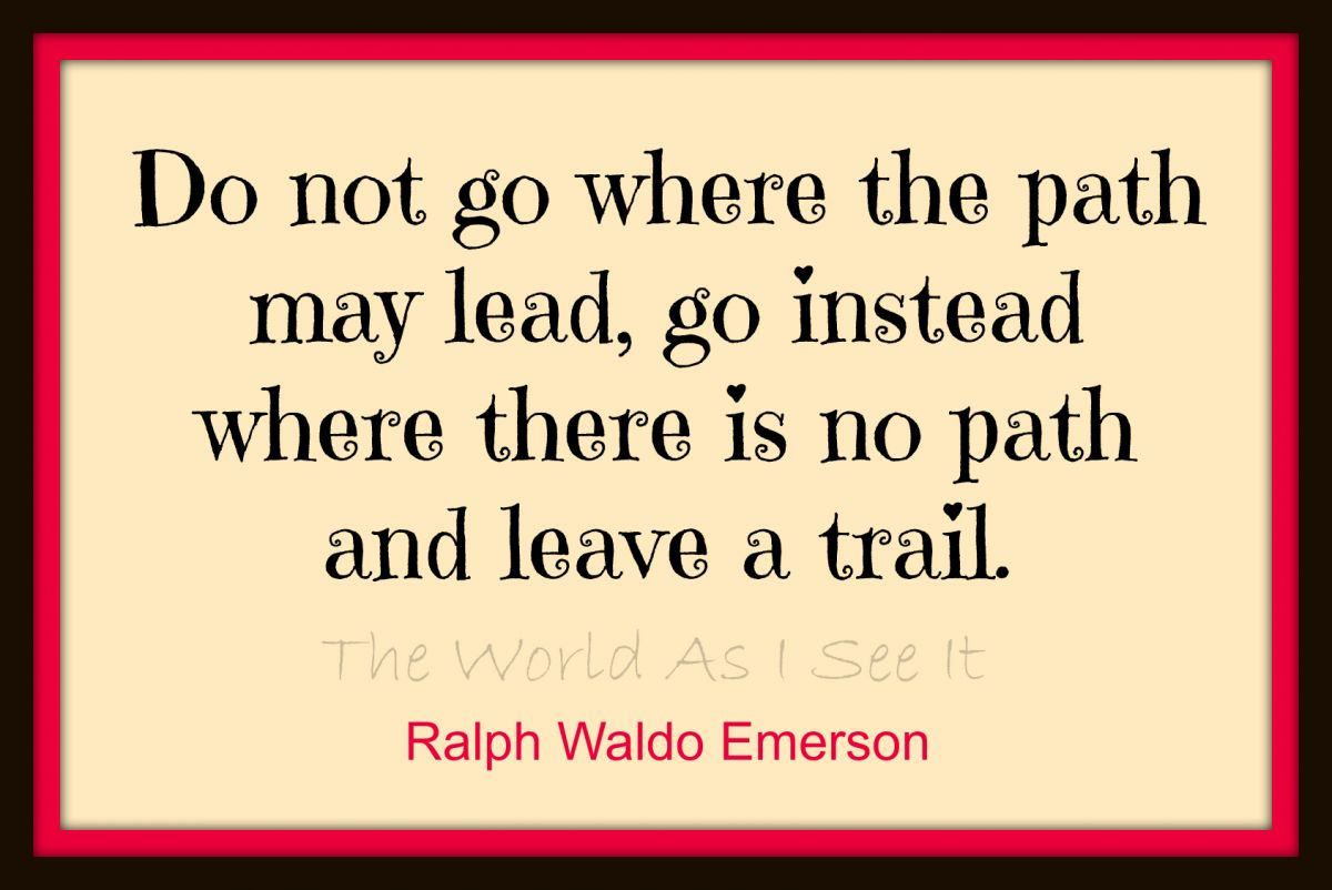Ralph Waldo Emerson Quote Of The Week