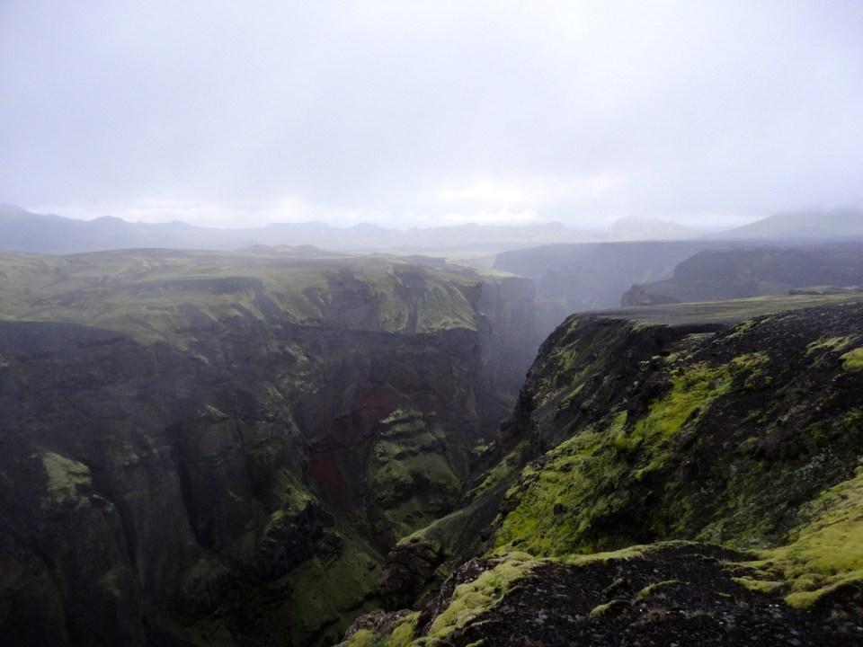 Iceland canyon 3