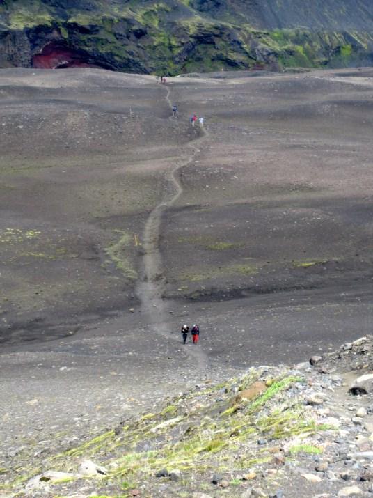 Laugavegur Hiking Trail, iceland