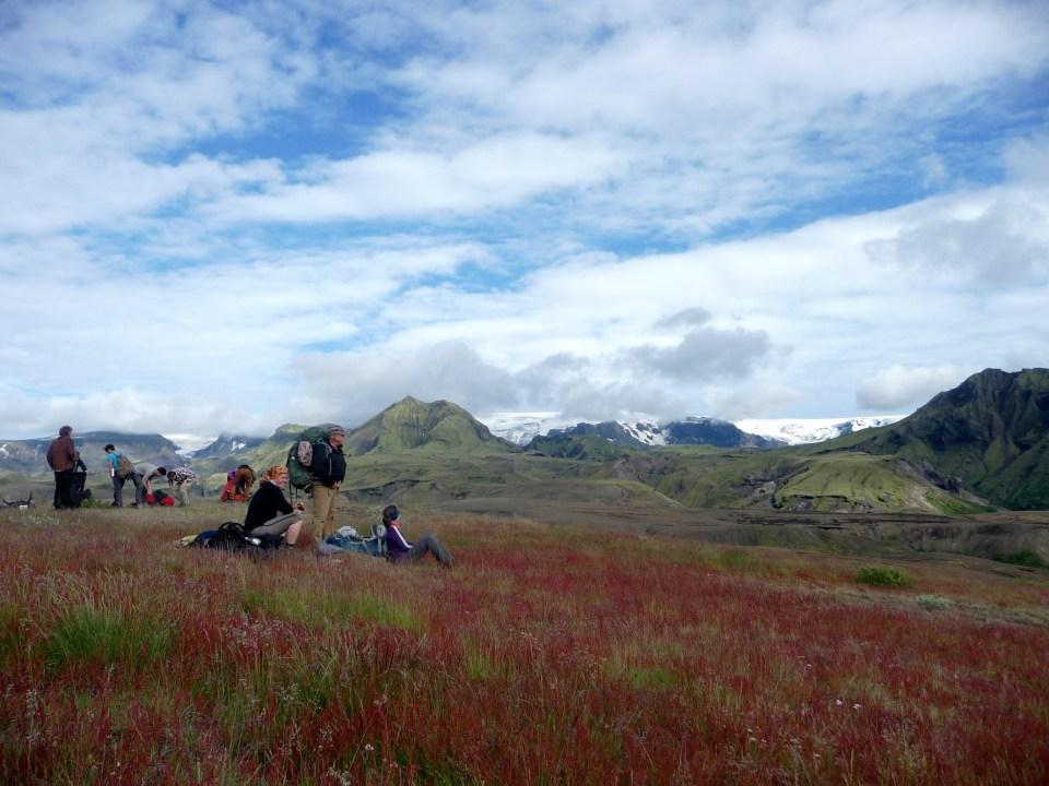 Laugavegur trail 3