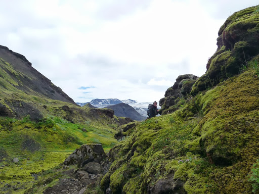 Laugavegur Hiking Trail - last day