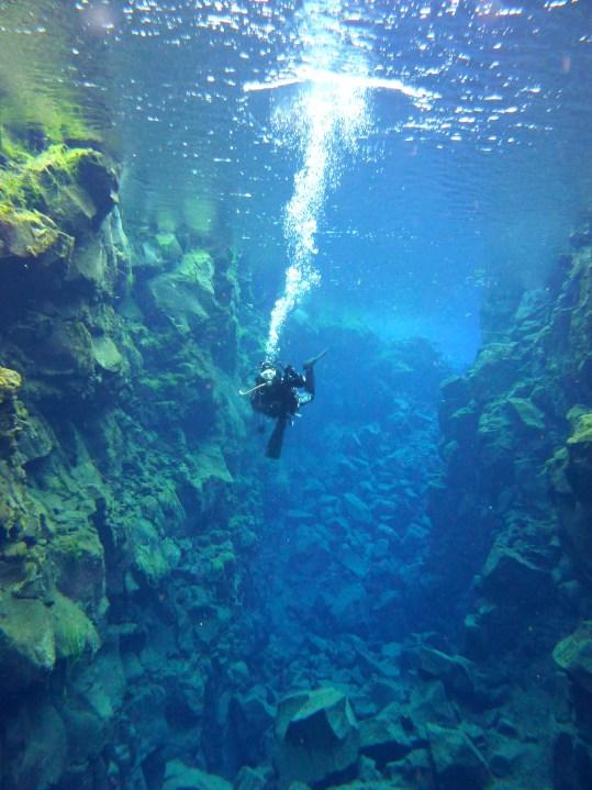 diving silfra crack