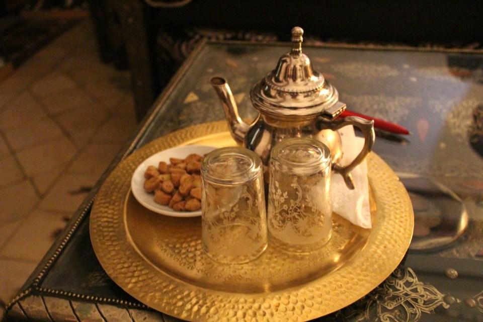 232 - Morocan Tea