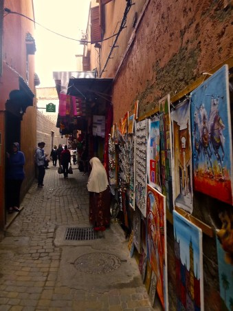 Medina's Souk