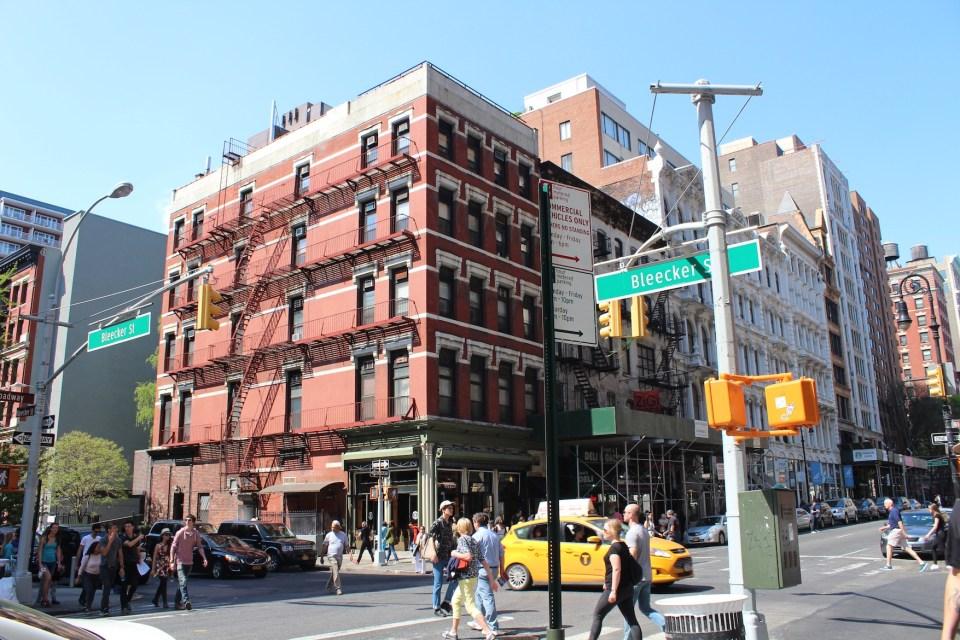 Greenwich Village. NY