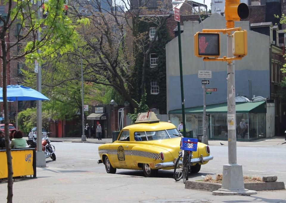 Old Taxi NY