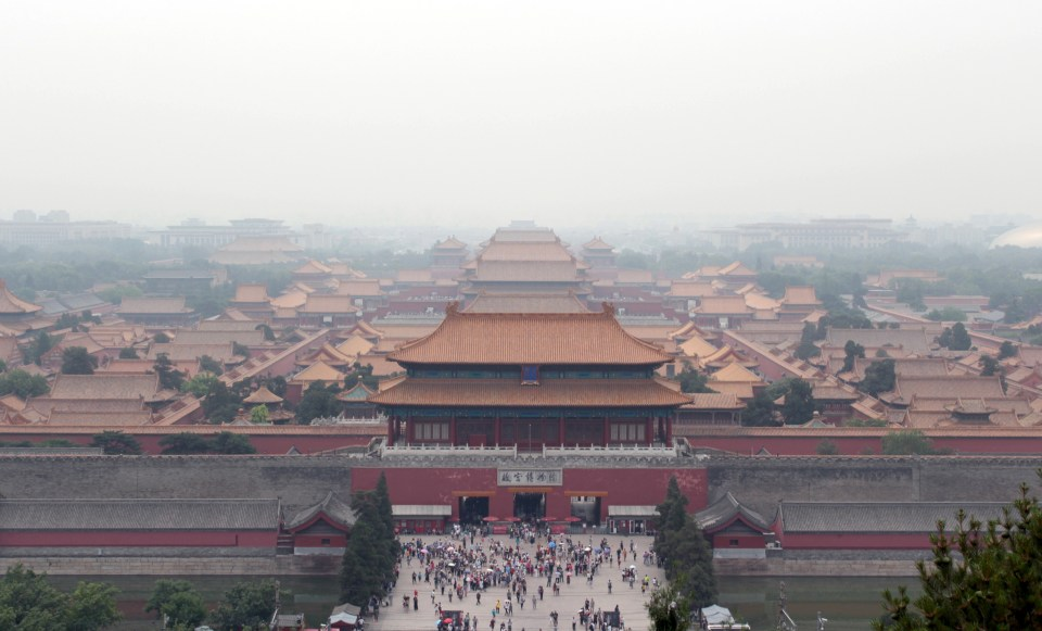 Forbidden City 9