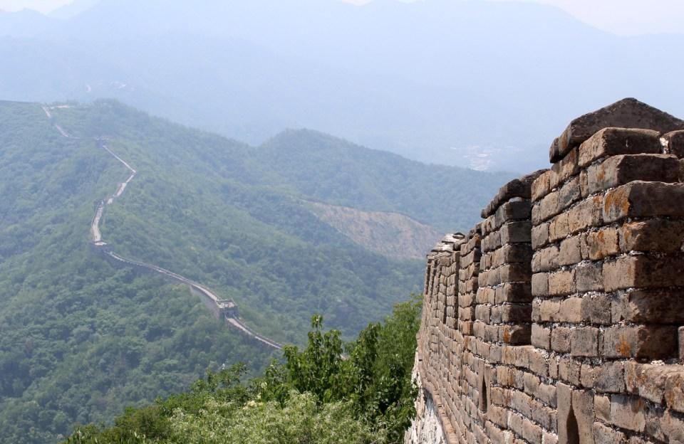 Mutianyo Wall China2