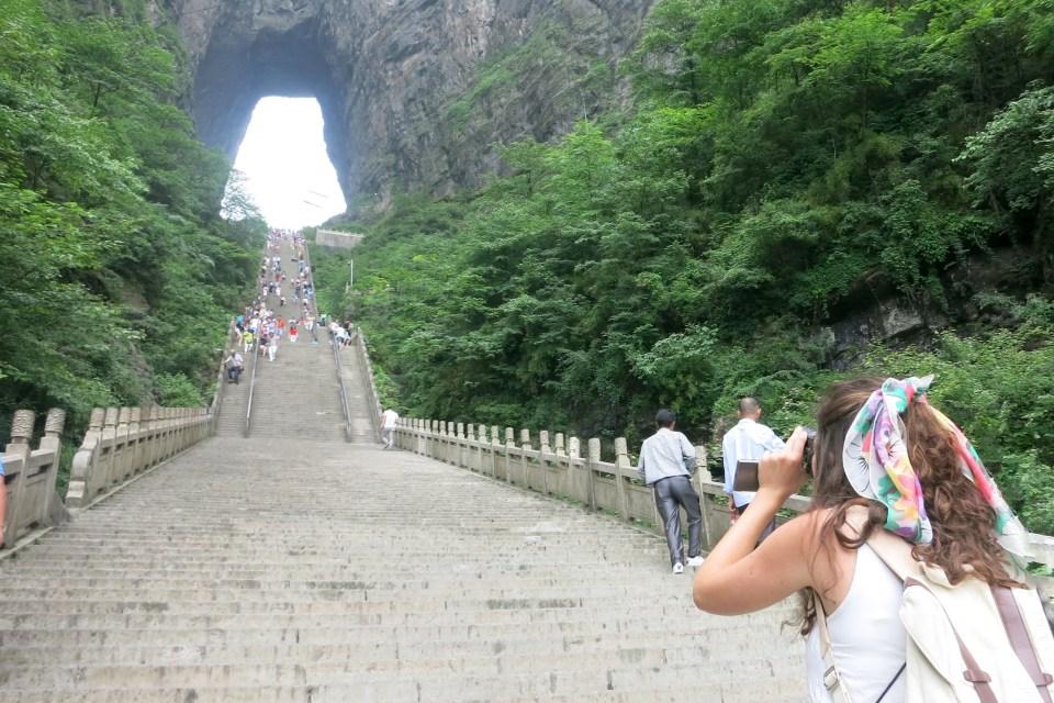 Stairway to Heavens Gate 1