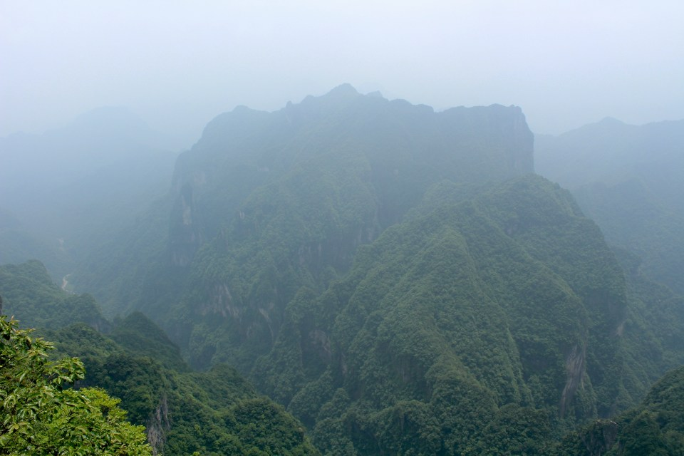 Tianmen Mountain 13