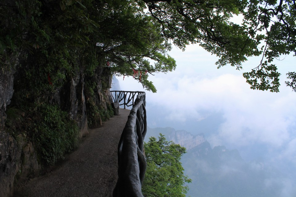 Tianmen Mountain 2
