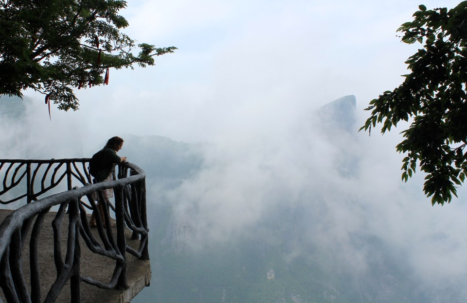 Tianmen Mountain 3