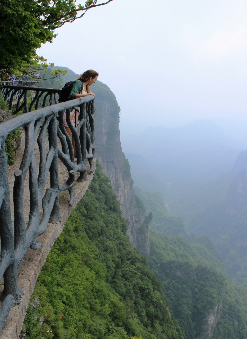 Tianmen Mountain 7