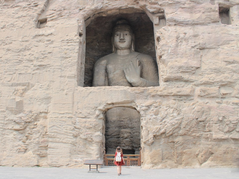 Yungang Grottoes 9