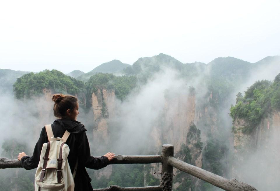 Zhangjiajie Forest 5