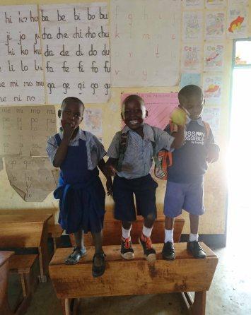 Volunteer Africa Nursery School Tanzania 2