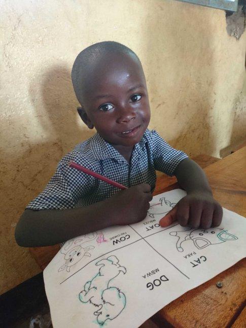 Volunteer Africa Nursery School Tanzania 4