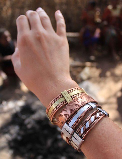 My new bracelets