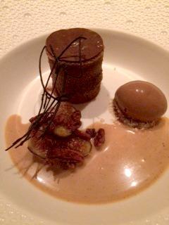 Peruvian Chocolate Cake