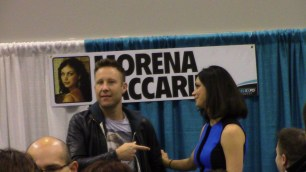 Michael Rosenbaum reunites with his Back in Day co-star Morena Baccarin