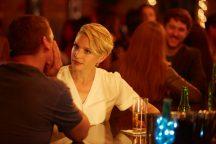 Michael Shanks as Charlie Harris and Kristin Lehman