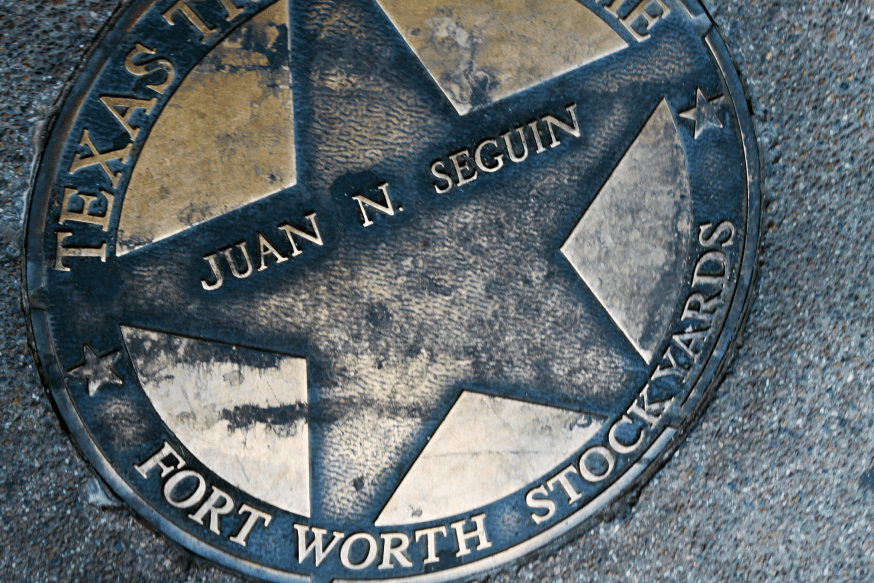 Inducted in 1998, Juan (1806-1889) was a soldier who served and survived at the Alamo. Later in life he served on the Senate.