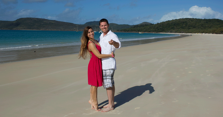 Whitehaven Beach Proposal