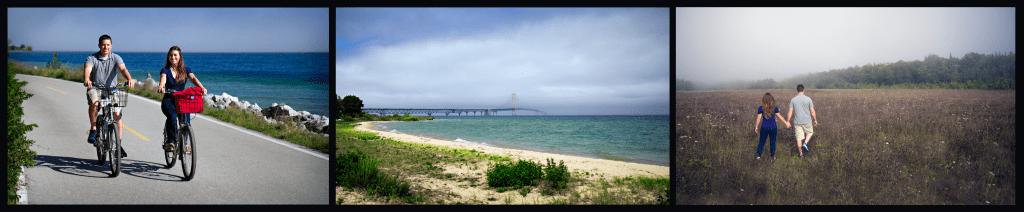 best weekend getaways featuring Mackinac Island in Michigan
