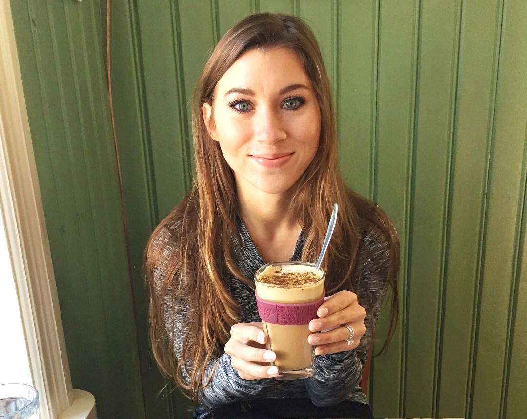 Licorice Latte at Cafe Illmur