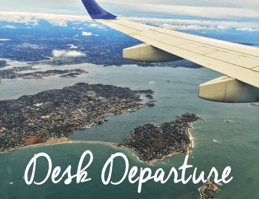 Desk Departure: How to travel the world with a full time job