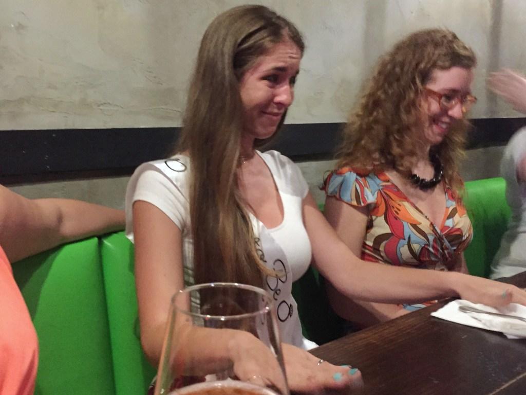 Miami bachelorette party idea: go on a food tour with friends