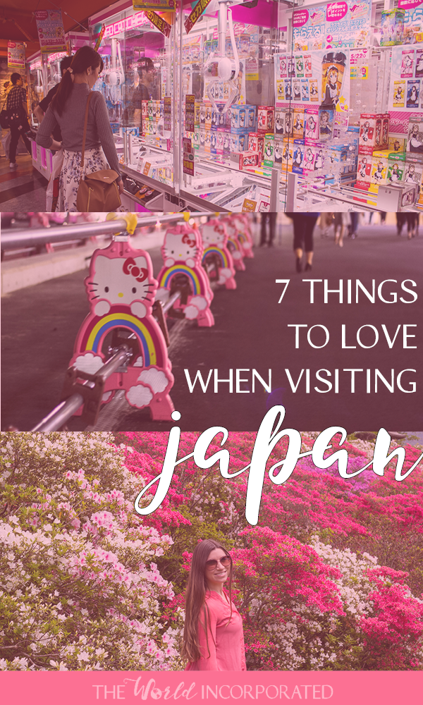 Japan travel! There are so many things to love about Japan! From the Japanese cafe culture to the safety and beyond - there are so many things to do in Japan that any traveler with love.