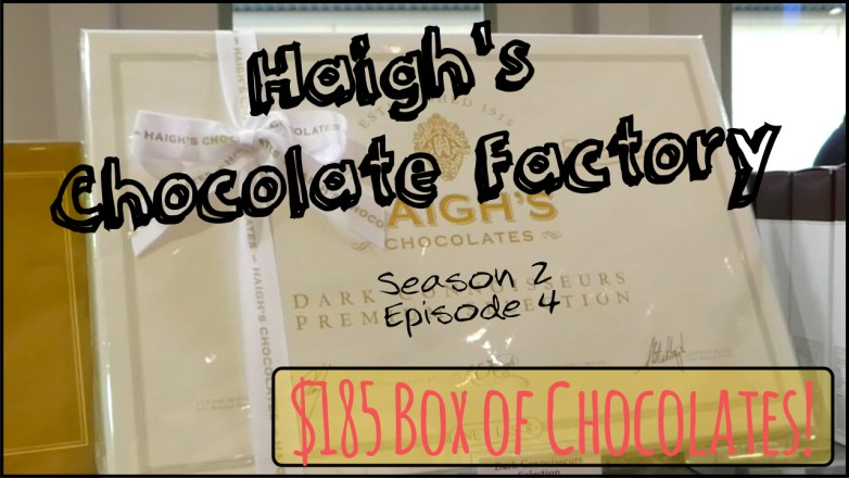 Haighs chocolate