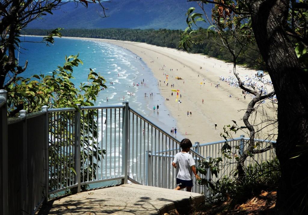 4 Mile Beach Look Out Port Douglas
