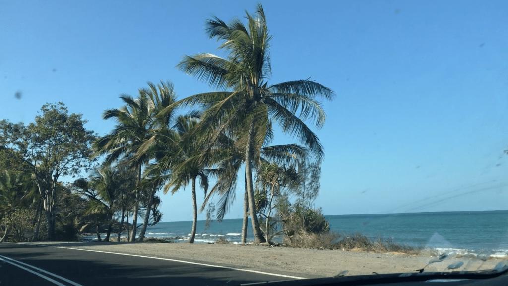 Scenic drive to Port Douglas