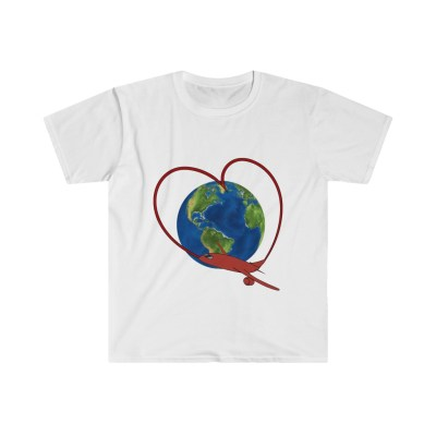 Love to Travel | Softstyle Tee