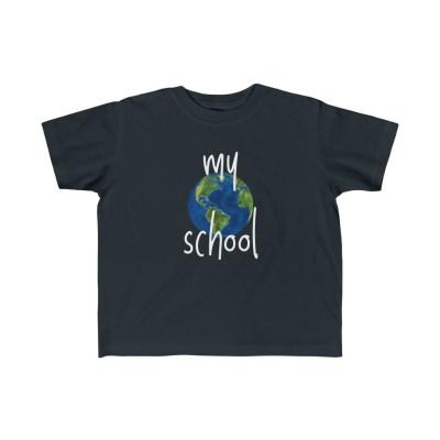 My School | Toddler Tee