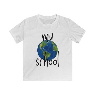 My School | Childrens Tee