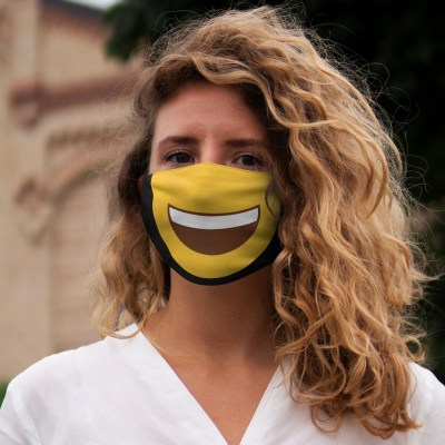 Grinning Face Mask
