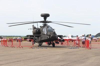 Army Air Corps Westland WAH-64D Apache