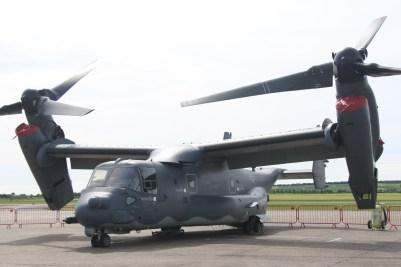 US Air Force Boeing CV-22B Osprey