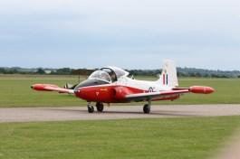 BAC 84 Jet Provost T Mk.5 XW324