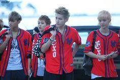 Tao, Xiumin, Kris & Luhan