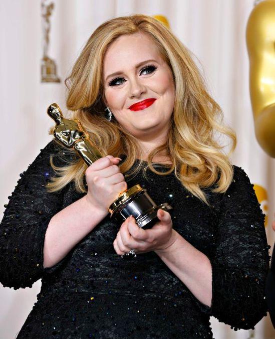 Singer-Adele