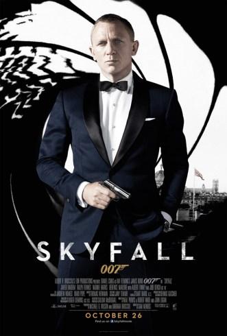 Poster of Skyfall