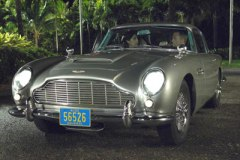 The DB5 in CASINO ROYALE