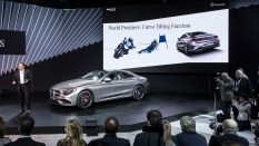 Mercedes-Benz at the 2014 NYIAS: World Premiere of the new S 63 AMG Coupé